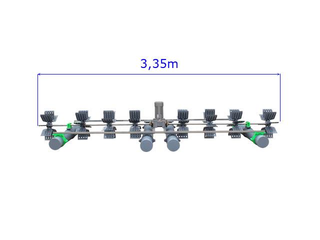 Máy quạt nước 2Lúa 3N-A083