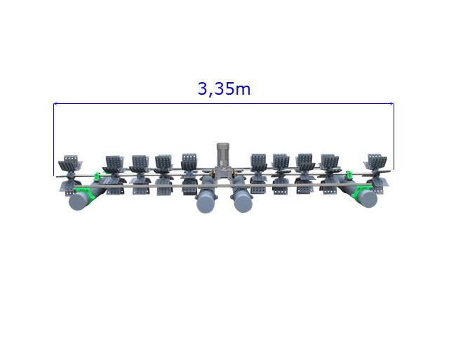 Máy quạt nước 2Lúa 3N-A103