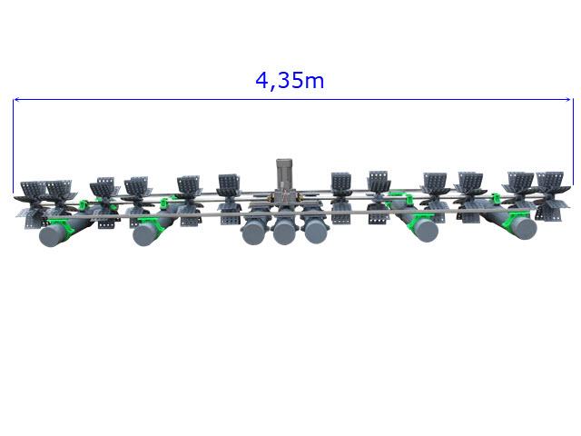 Máy quạt nước 2Lúa 3N-A124